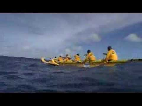 Outrigger-Canoe-Molokai-to-Oahu-Race